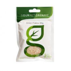 Gourmet Organic Onion Flakes 30g