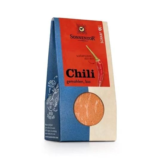 Sonnentor Organic Ground Chili Powder, 40g