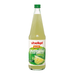 Voelkel Organic Sauerkraut Juice Demeter 700ml