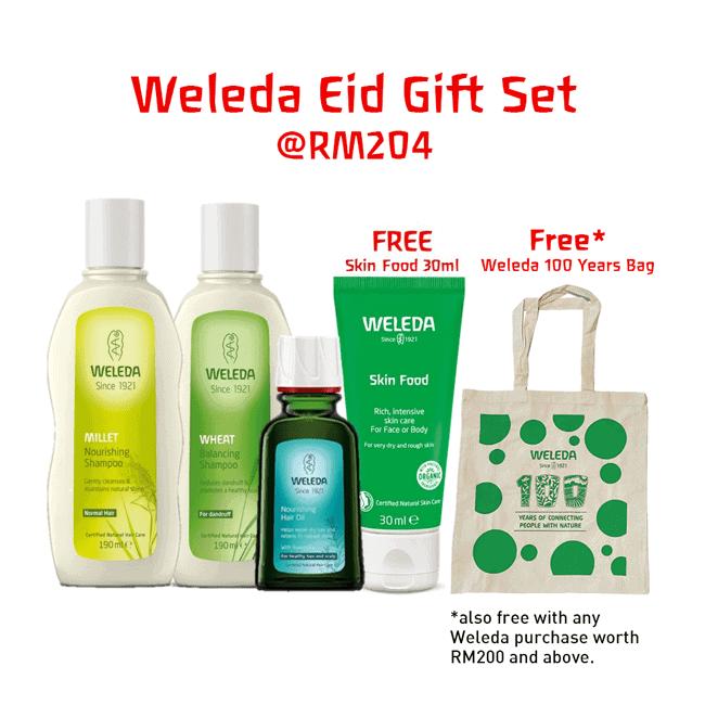 Weleda Eid Gift Set