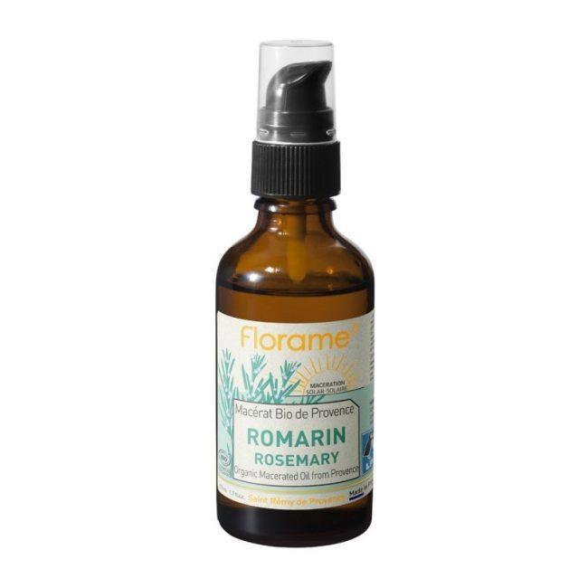 Florame Rosemary Vegetable Oil, 50ml