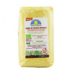 Natura e Alimenta Whole Polenta Flour