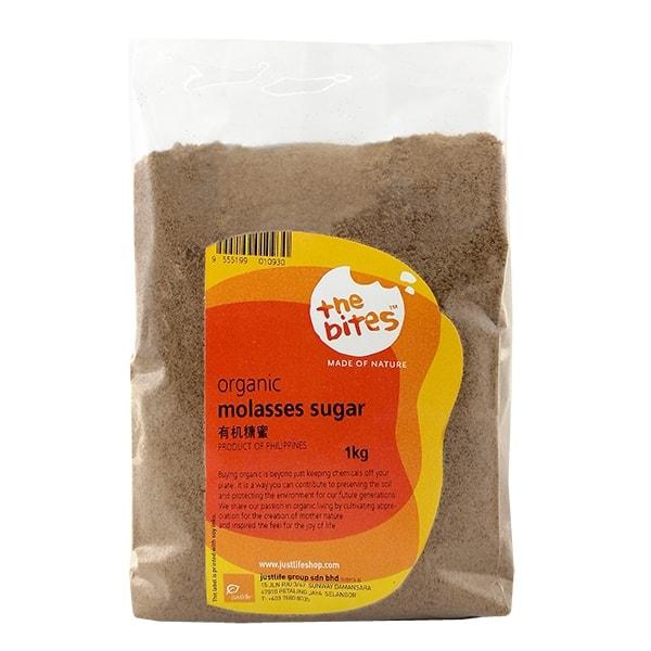 The Bites Molasses Sugar (Philippines), 1kg