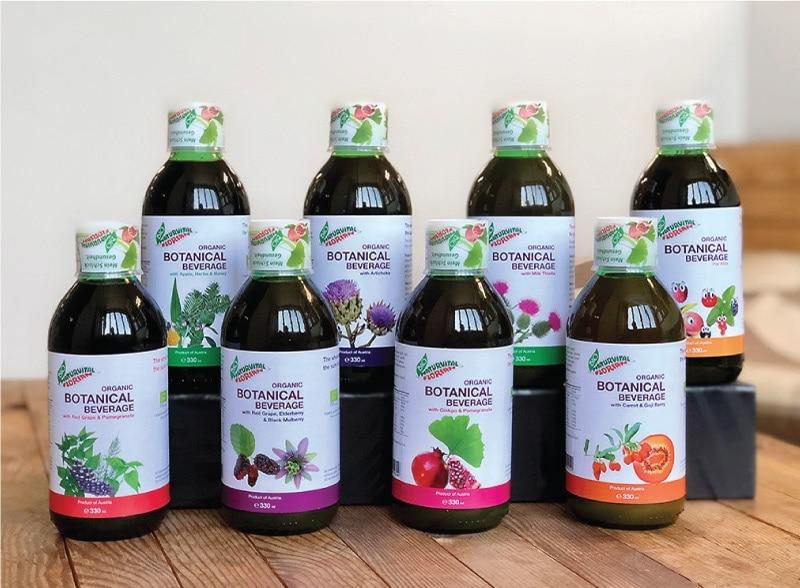 naturvital florian range bottle