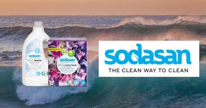 Sodasan - Kind Cleaning for Sensitive Skin