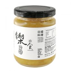LV SHI Pineapple Hot Sauce 220g