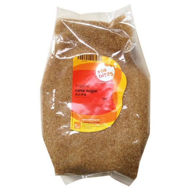 The Bites Organic Cane Sugar (India), 1kg